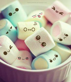 Exploding cuteness